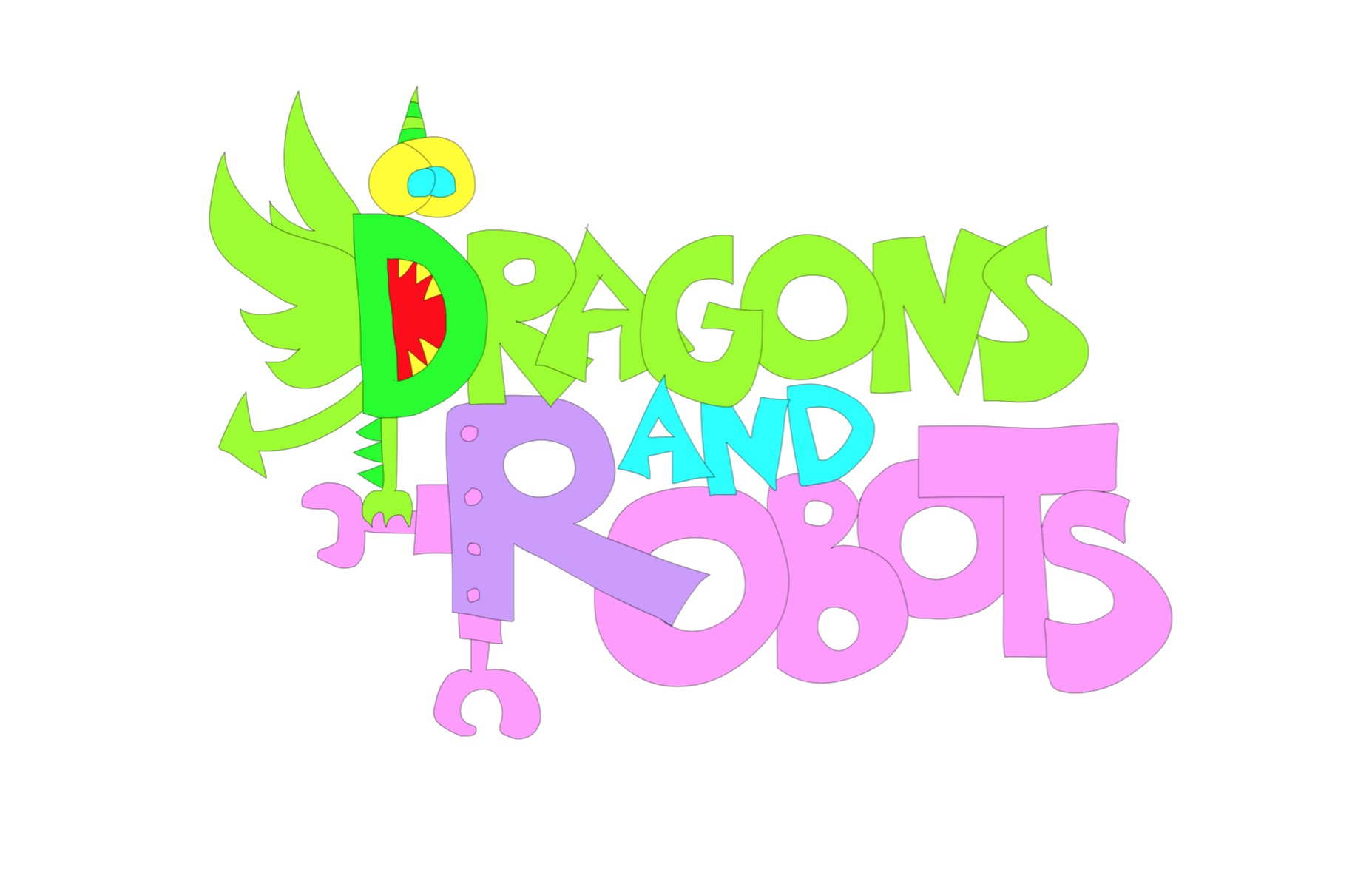 RobotDragonsBook