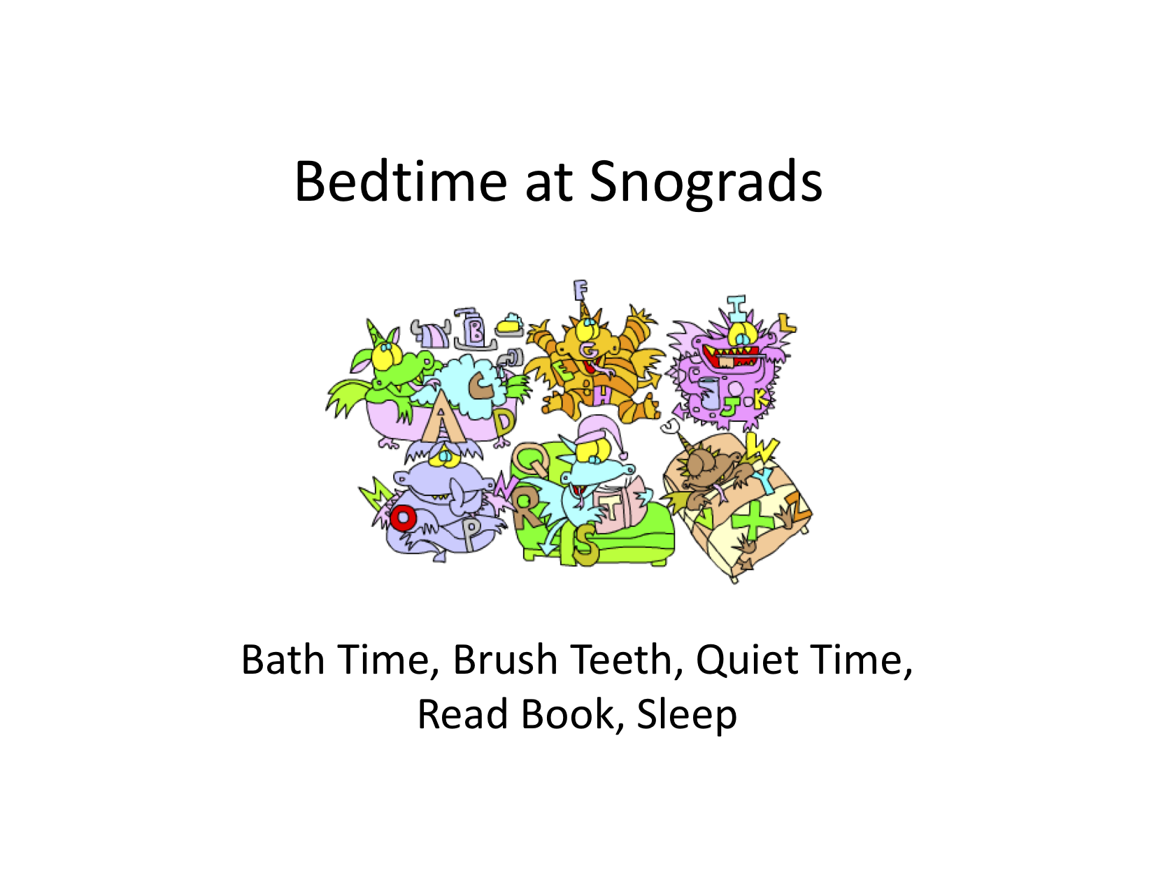 BedtimeUSE