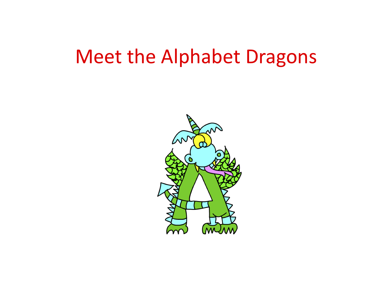 MeetTheAlphabetDragonsUSE (dragged)