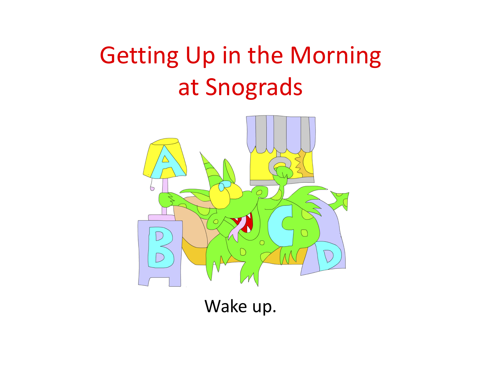 Mornings at SnogradsUSE (dragged)